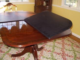 expert furniture repair and table pad sales rh touchupartistry com